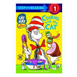 Cooking with The Cat in The Hat Reader-Step 1