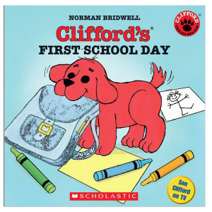 Clifford's First School Day