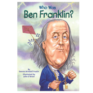 Who Was Ben Franklin? Book