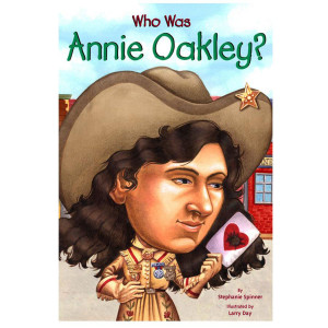 Who was Annie Oakley? Book