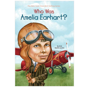 Who was Amelia Earhart? Book
