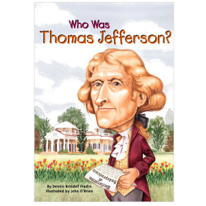 Who was Thomas Jefferson? Book