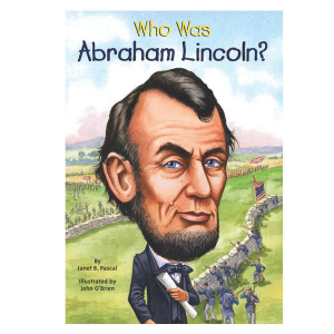 Who Was Abraham Lincoln? Book