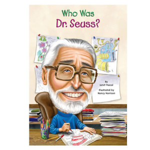 Who Was Dr. Seuss? Book