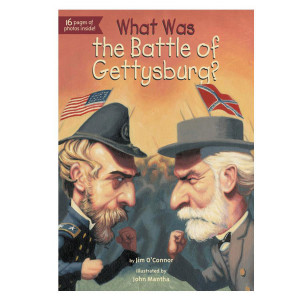 What Was the Battle of Gettysburg? Book