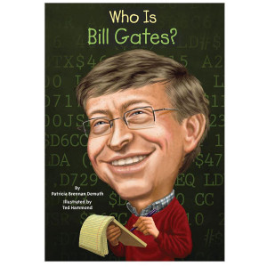 Who is Bill Gates? Book