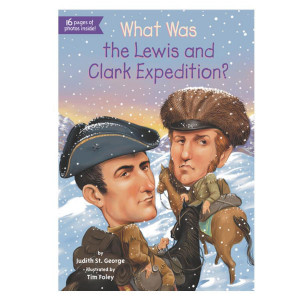 What Was The Lewis & Clark Expedition? Book