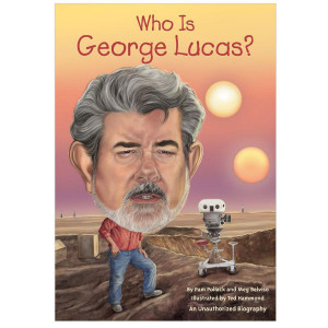 Who is George Lucas? Book