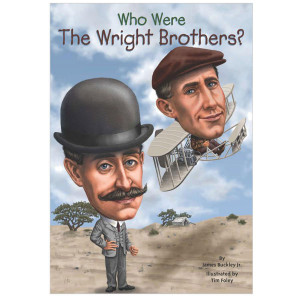 Who were the Wright Brothers? Book