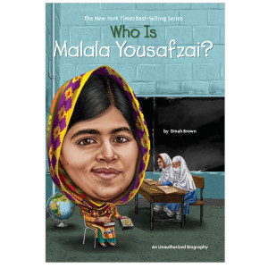 Who is Malala Yousafzai? Book