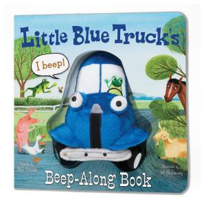 Little Blue Truck Beep Along Board Book