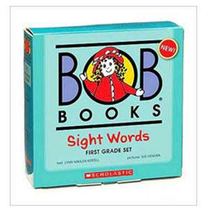 Bob Books Sight Words: Grade 1