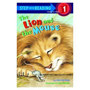 The Lion and the Mouse Reader-Step 1