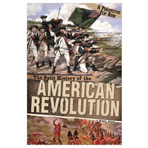The Split History of American Revolution Flip Book