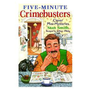 Five-Minute Crimebusters Book