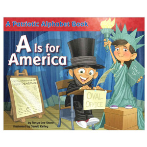 A is for America Book