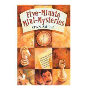 Five-Minute Mini-Mysteries Book