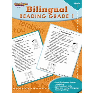 Bilingual Reading Book Grade 1