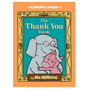 Thank You Book-Elephant/Piggie