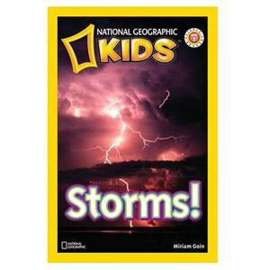 Storms National Geographic Reader-Step 1