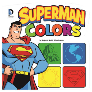 Superman Colors Board Book