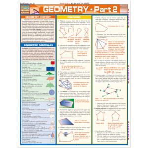 Geometry Part 2 3-Panel Laminated Guide