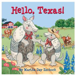 Hello, Texas! Board Book