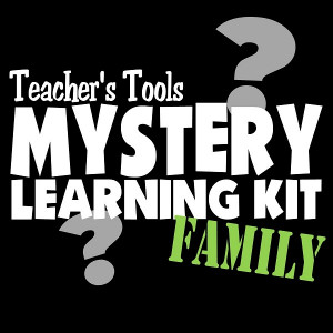 *Family Mystery Learning Kit