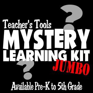 *Jumbo Mystery Learning Kit