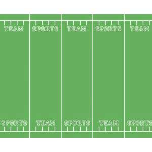 Team Sports Fadeless Bulletin Board Paper