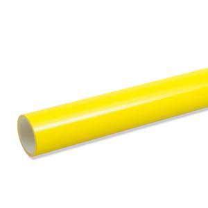 Yellow Glossy Fadeless Bulletin Board Paper