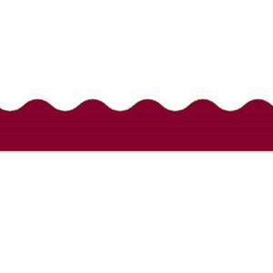 Maroon Border