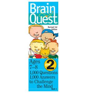 Brain Quest: Grade 2