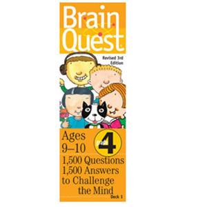 Brain Quest: Grade 4