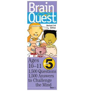 Brain Quest: Grade 5