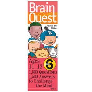 Brain Quest: Grade 6
