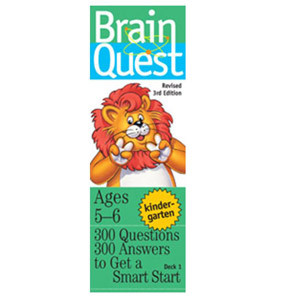 Brain Quest: For Kindergarten