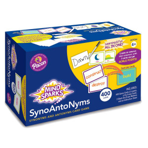 SynoAntonyms Game-Synonyms & Antonyms Card Game