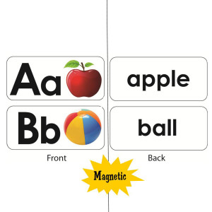 ABC Picture Words-Magnetic Tiles