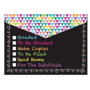 Chalk Tasks Poly Folder