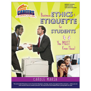 Business Ethics & Etiquette Book