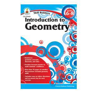 Geometry Skill Builders Workbook- 4-5