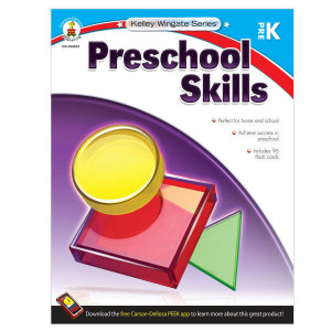Kelley Wingate:Preschool Skills Book