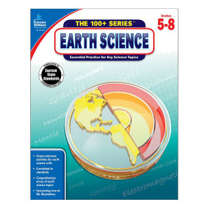 Earth Science 100+ Series Book