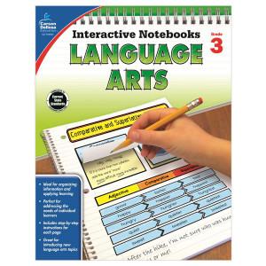 Interactive Notebooks Language Arts Grade 3