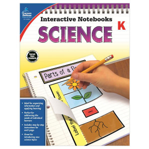 Interactive Notebooks Science Grade K