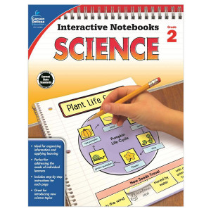 Interactive Notebooks Science Grade 2