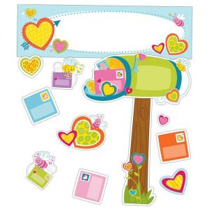 Valentine's Day Mini Bulletin Board