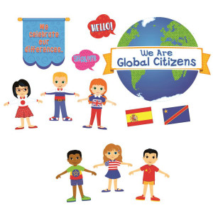 We Are Global Citizens Bulletin Board