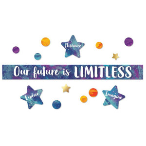 Galaxy Our Future is Limitless Bulletin Board